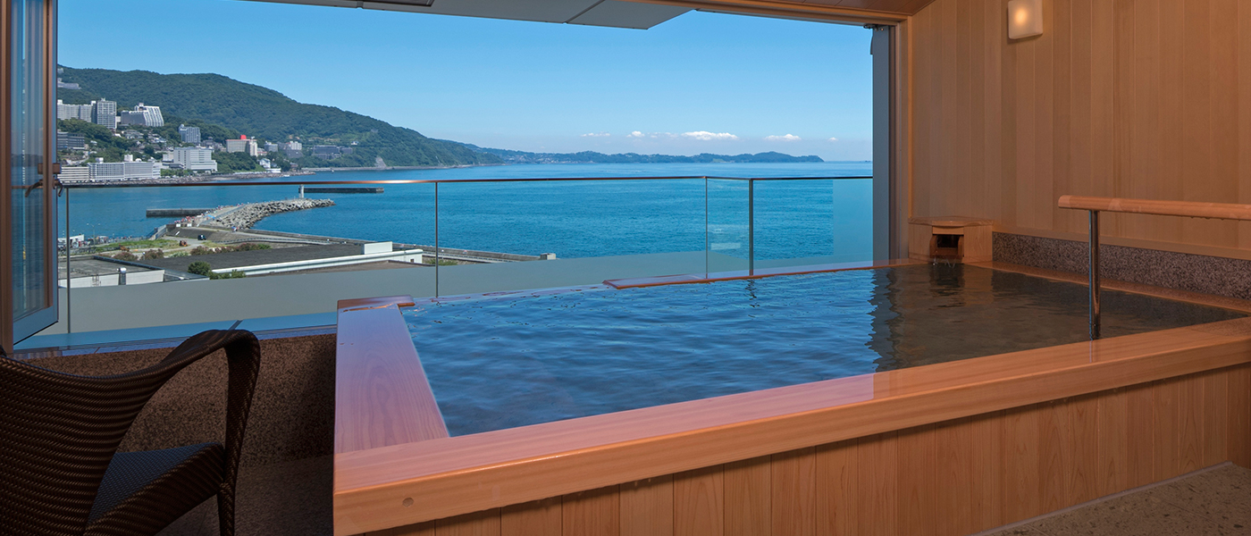 ATAMI KORAKUEN HOTEL (Official website) | Onsen Resort Ryokan ...
