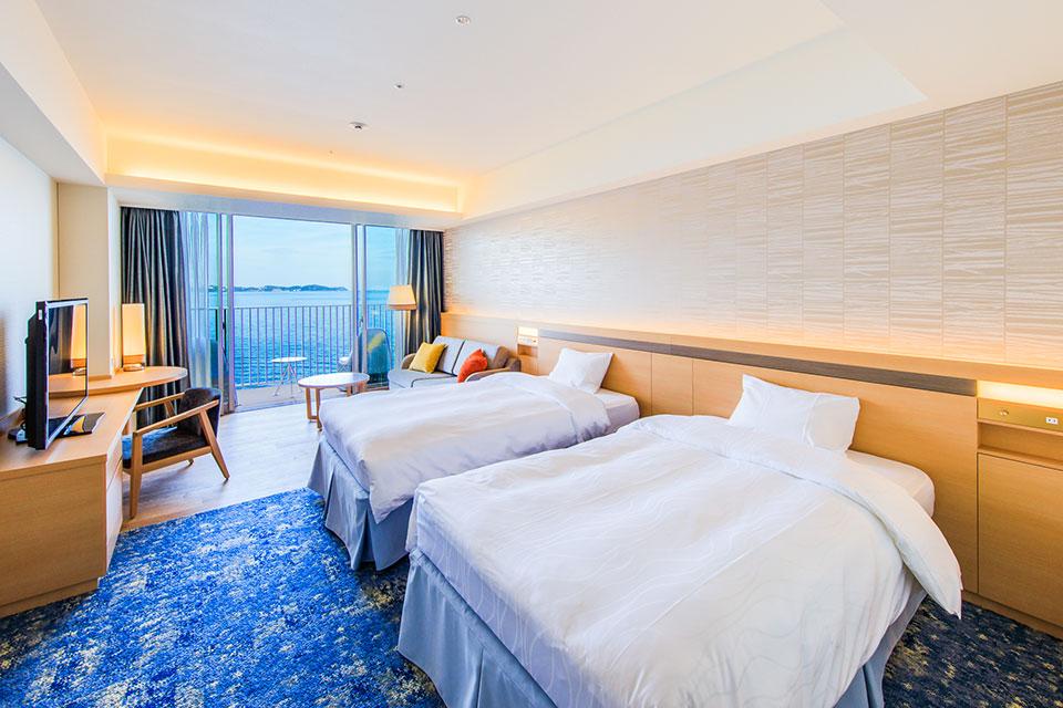 客室 | 熱海後楽園ホテル(公式サイト)